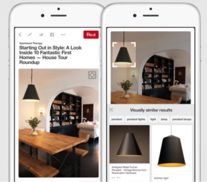 pinterest search tool